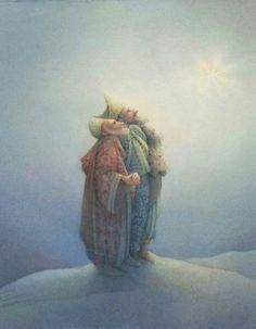 Loek Koopmans - De ster van Bethlehem (Driekoningen)