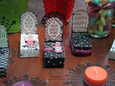 Barbaras Kreativ-Studio : Halloween-Deko - Artisan Design Team Blog Hop
