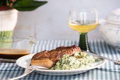 Plat Simple, Sans Gluten, Lunch, Meat, Chicken, Dinner, Comfortfood, Pork Chops, Recipe