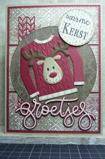 Eri's+Kaartenblog!!:+warme+Kerst+groetjes!