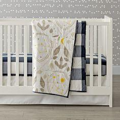 Genevieve Gorder Shield Crib Bedding (3-Piece Set)