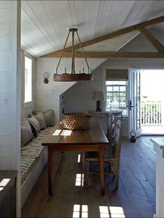 Nantucket beach house - reminds me of hardings point house