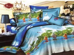 Obliečky 3D-Loďky _12 Comforters, 3d, Blanket, Home, Creature Comforts, Quilts, Ad Home, Blankets, Homes
