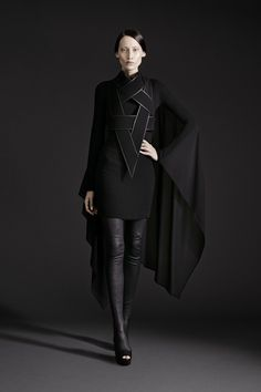 Gareth Pugh collection printemps été 2015 #mode #fashion