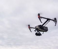Can't afford the DJI Inspire? Win one in this aerial video contest