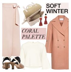 """Soft Winter!"" by ifchic ❤ liked on Polyvore featuring Carven, TIBI, 10 Crosby Derek Lam, Rachel Comey, Lizzie Fortunato, modern and contemporary"