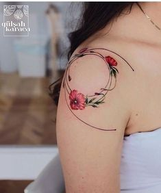 30 horny and charming shoulder tattoo designs for women - Web page 25 . - 30 horny and charming shoulder tattoo designs for women – Web page 25 of 30 – # D - Sexy Tattoos For Women, Shoulder Tattoos For Women, Tattoo Designs For Women, Tattoo Women, Poppy Tattoo Shoulder, Floral Shoulder Tattoos, Sleeve Tattoos For Women, Women Sleeve, Poppy Tattoo Sleeve