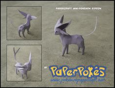 paperpokes | another papercraft mini pokemon from paperpokes espeon download build ...