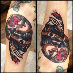 James Mckenna American Traditional Tattoo