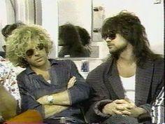 Evh Van Halen 2, Eddy Van Halen, Van Hagar, Red Rocker, Sammy Hagar, Famous Guitars, Best Guitarist, 80s Rock, Rock Bands