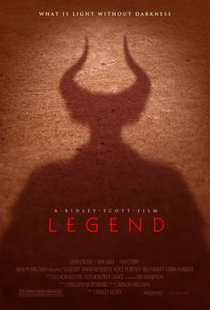 Legend Poster by ~adamrabalais on deviantART