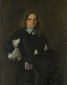 Portrait of a Man, early 1650s Frans Hals (Dutch, 1582/83–1666) Oil on canvas