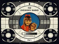 Sweden TV Test Pattern