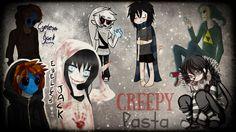 creepypasta character