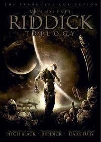 Риддик (Трилогия) (Режиссерская версия) / Riddick: Trilogy (Director's Cut) / 2000-2013 / 2 x ДБ, 3 x ПМ, ПД, 5 x АП, СТ / BDRip (1080p) :: Кинозал.ТВ