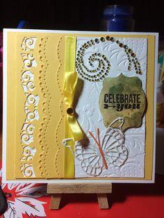 Card for colleague Shamira