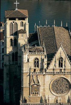 ✅ Cathédrale Saint-Jean de Lyon (Rhône)