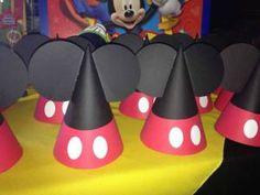 gorritos de mickey mouse                                                                                                                                                                                 Más
