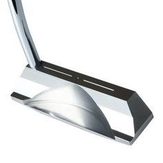 DZ-2 Putter. For the most demanding golfers, this is the ultimate putter. Handmade from CNC milled aeronautical stainless steel and finished with a leather grip, it is precisely engineered and hand-crafted to improve your performance on the green. $1,000.00