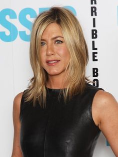 Jennifer Aniston Long Bob Hairstyle: 2012 Hair Trends | Hairstyles Weekly