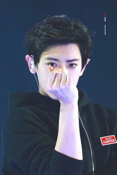 EXO - Chanyeol Nice expression. :)