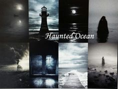 Collages Number 13: Haunted Ocean