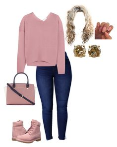 """Untitled #146"" by lala-2000 ❤ liked on Polyvore featuring Helmut Lang, Timberland, Michael Kors and Jona"