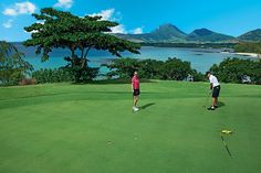 Gallery — Ile aux Cerfs Golf Club