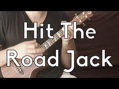 Hit The Road Jack - Easy Ukulele Lesson - Ray Charles - Play-a-longs w/Tabs Ukulele Tutorial - YouTube