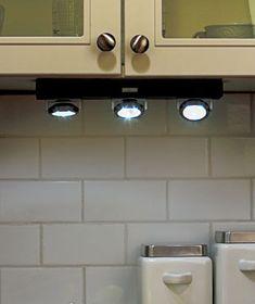 Lithonia Lighting 18-1/4-Inch LED Under Cabinet Light STK18 ...