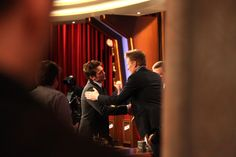 James Franco Bids Farewell To Conan After His Interview