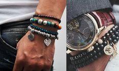 Какие браслеты модные в 2017 году: фото кожаных и золотых украшений, стильные тенденции
