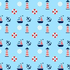 "12""x12""  Nautical Printed pattern vinyl sheet - adhesive backed - scrapbooking, hobby, cutter, crafts on Etsy, $3.99"