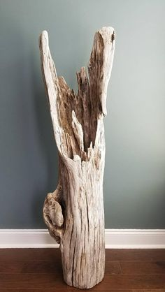 Check out this item in my Etsy shop https://www.etsy.com/listing/594756848/large-driftwood-tree-trunk-sculpture
