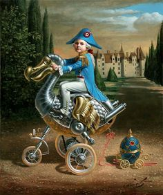 Dodocycle II | 2011 | Michael Cheval.