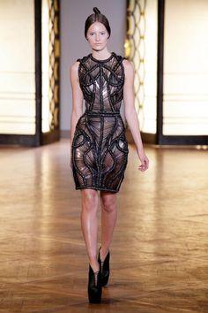 Iris Van Herpen Haute-Couture Automne Hiver 2012-2013