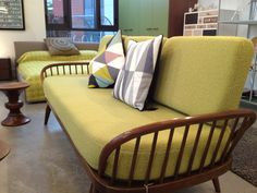 Featuring Ercol Studio Couch