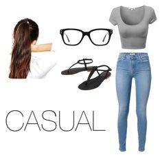 """""""Casual but cute"""" by army-kylee ❤ liked on Polyvore featuring Converse, Cocobelle and ASOS"""