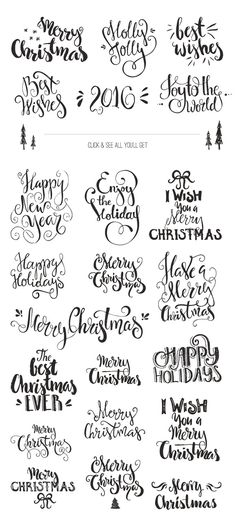 christmas doodles Handdrawn Christmas Photo Overlays by Favete Art on Creative Market Christmas Doodles, Diy Christmas Cards, Christmas Signs, Christmas Printables, Christmas Art, Christmas Cards Writing, Christmas Card Quotes, Christmas Calligraphy Cards, Merry Christmas Writing
