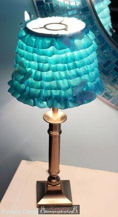 21 Новый абажур своими руками, идеи для абажура своими руками, украсить абажур настольной лампы торшера своими руками