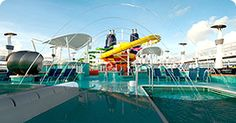 Aqua Park norwegian cruise lines- norwegian epic rome to rome (france rome and spain) oct 8 balcony 689 minisuite 799 suite 1744