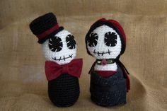 Undead Amigurumi Dolls, free pattern 10/15