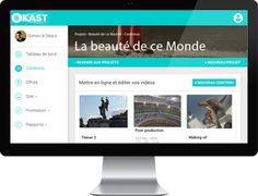 OKAST Online Video, Platform