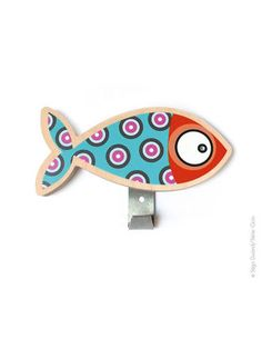 Serie golo, blue fish