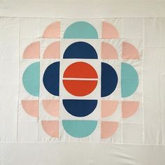 Excited about this new baby quilt design! #konacotton #etsyseller #brooklynwomensexchange