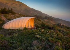 Off-grid Autonomous Tents are made for luxurious camping