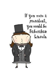 As if there wasn't a reason to get someone a presidents day card.  http://melanysguydlines.com  #humor #blogger #funny #holidays #presidentsday