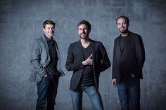 Martin Joey Dine trio