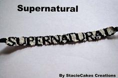 Supernatural Friendship Bracelet