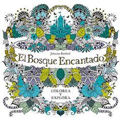 LIBRO DE COLOREAR El Bosque Encantado de Johanna Basford http://www.amazon.es/dp/841527873X/ref=cm_sw_r_pi_dp_anubwb0NMV8ZJ